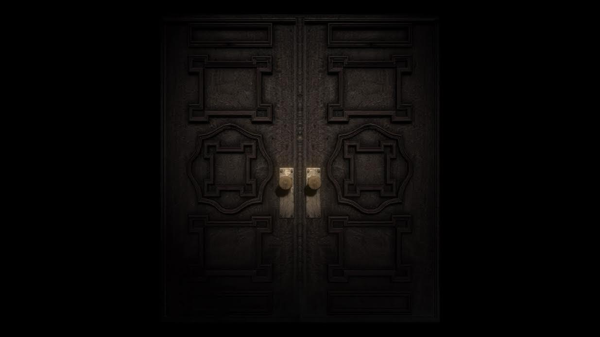 resident evil remaster doors